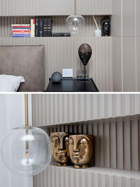 פרטים בדירה (צילום: ענבל מרמרי)