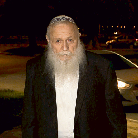 הרב דרוקמן. אג'נדה נסתרת | צילום: שאול גולן