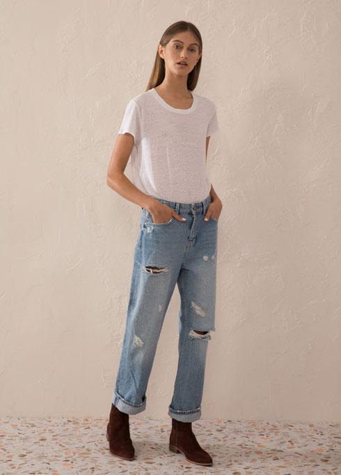 בחצי מחיר או פחות: 9 פריטי ג'ינס יפים בהנחות גדולות לסוף העונה. לחצו על התמונה לכתבה המלאה (צילום: שי יחזקאל)