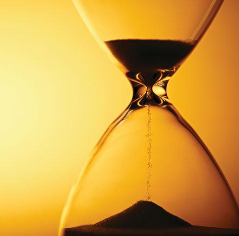 ליד כל מטלה כדאי לכתוב מועד יעד ביצוע או מועד סיום (צילום: Shutterstock)