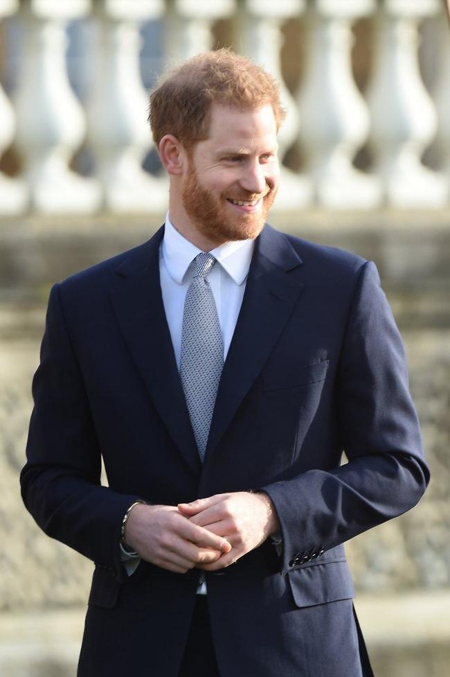 יש לנו חולשה אליך. הנסיך הארי (צילום: Gettyimages)