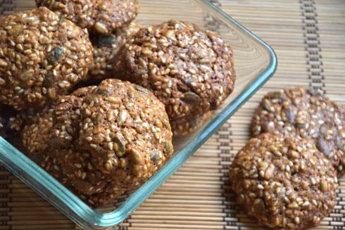 עוגיות בריאות (צילום: דינה משה)