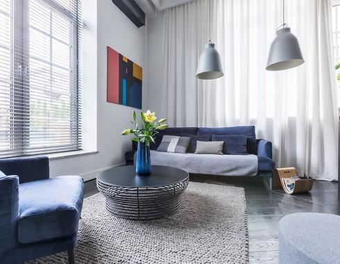 מוסיף נוכחות לחדר, משחק עם אור השמש ויוצר אווירה נעימה - לכל חלון מתאים וילון (צילום: shutterstock)