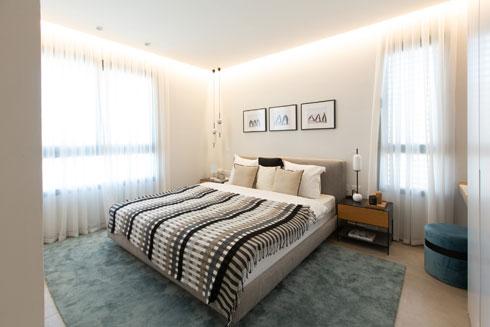 3.3 מיליון שקל לדירת חמישה חדרים עם מרפסת גדולה (צילום: דור נבו)