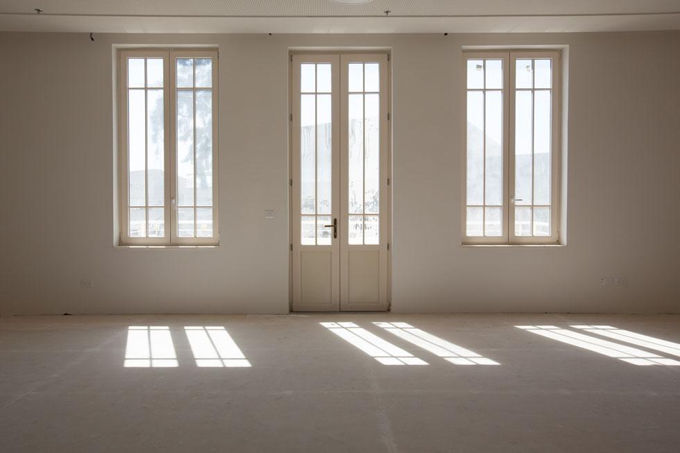 מיטב האדריכלים תכננו את בתי ההבראה, והאיכות לא מתפוגגת (צילום: דור נבו)