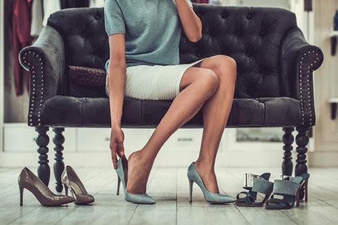 לא נוח לכם, לא קונים! (צילום: Shutterstock)