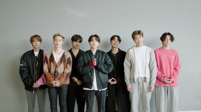 נגמר להם התקציב ללבוש. BTS (צילום: GettyImages)