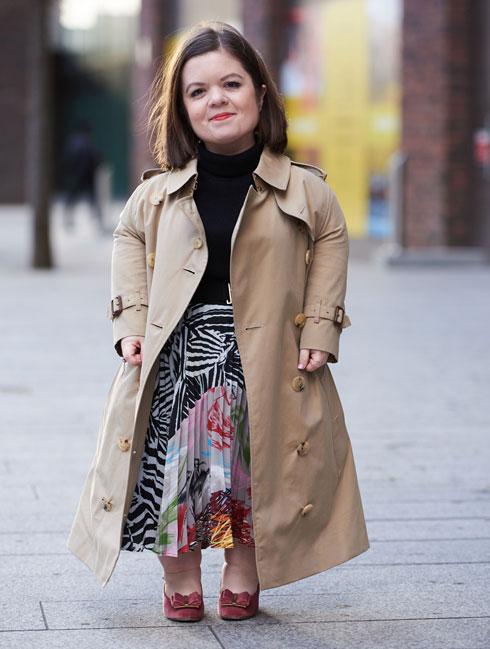 """שינייד בורק שוברת את התבנית: """"הרגשתי מודרת משיח האופנה"""" . לחצו על התמונה לכתבה המלאה (צילום: rex/asap creative)"""