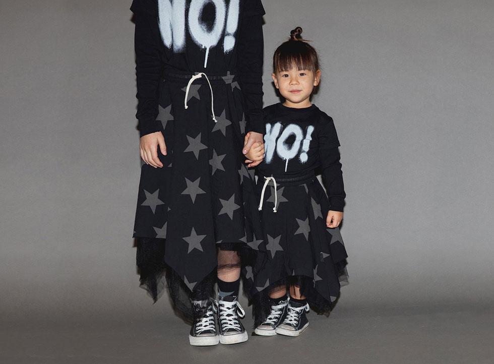 """בגדי ילדים של NUNUNU בייבי. """"כל יום חולמים על הדבר הבא"""" (צילום: יניב אדרי)"""