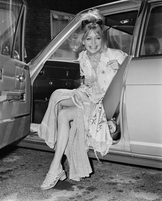 אימצה את הסגנון הבוהמייני של שנות ה-70 (צילום: GettyimagesIL)