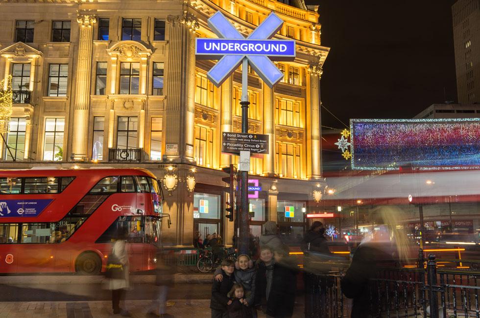 יש יותר לונדון מזה? (צילום: Travers Lewis/Shutterstock)