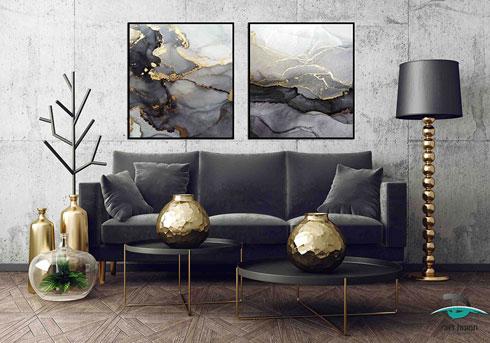 אפור (צילום: הסטודיו של תמונות דאלי)