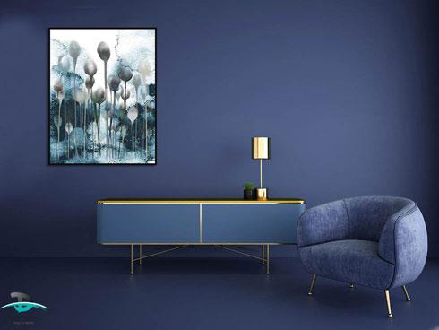 כחול קלאסי (צילום: הסטודיו של תמונות דאלי)