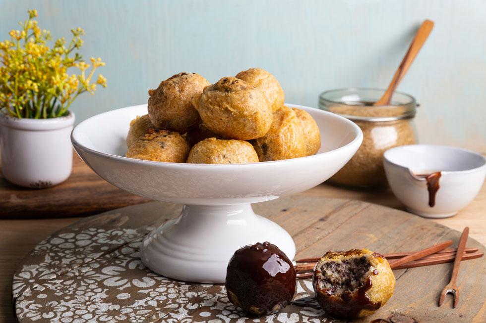 כאלה עוד לא טיגנתם - עוגיות שוקולד צ'יפס (צילום: שני הלוי)