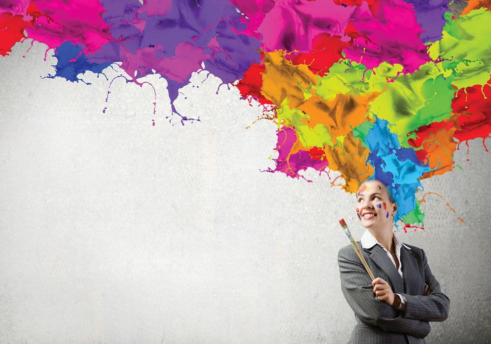 ההסכמה הרחבה ביותר בין הנשאלים הייתה בנוגע לקישור בין הצבע האדום לרגש האהבה (צילום: Shutterstock)