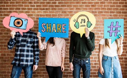 אם אתם רוצים שהילדים יהיו פחות במסכים ויבלו פחות זמן ברשת, הגבילו גם אתם את זמן השימוש שלכם ברשת (צילום: Shutterstock)