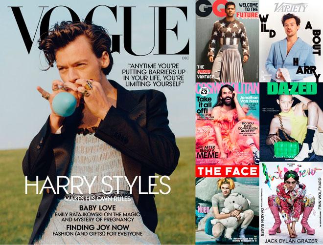 גברים שמתחברים לצד הנשי שלהם – טרנד חם בשערי האופנה
