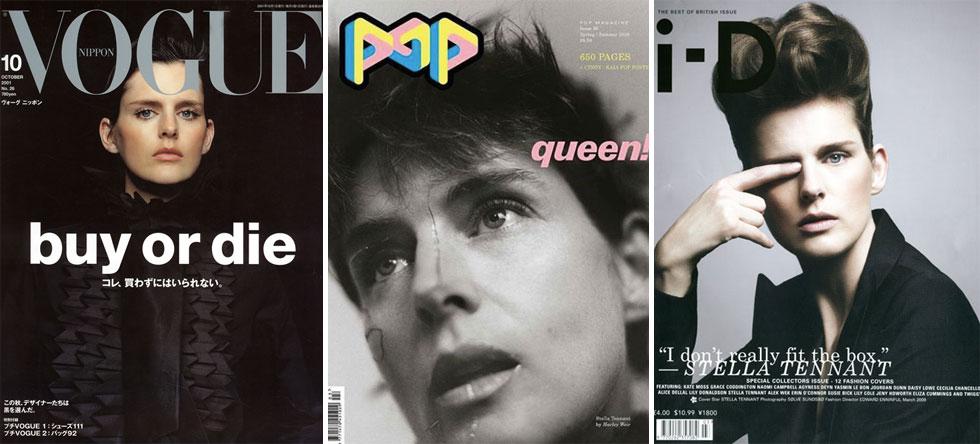 דמותה התנוססה על שערים של אלפי מגזיני אופנה בעולם