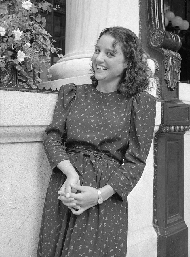 לואי דרייפוס ב-1982 (צילום: AP)