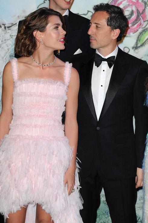 עם בן הזוג לשעבר גד אלמלח, 2013 (צילום: Pascal Le Segretain/GettyimagesIL)