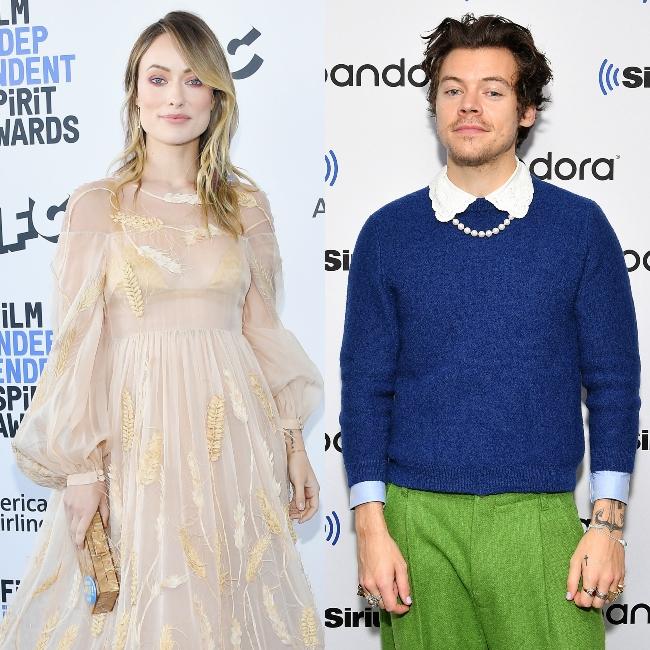 זוג חדש בהוליווד. הארי סטיילס ואוליביה ווילד (צילום: Gettyimages)