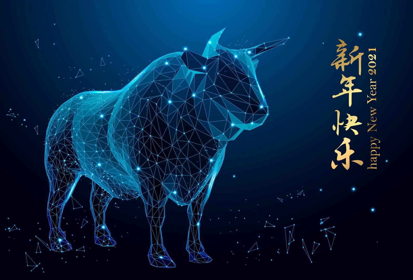 ראש השנה הסיני 2021 שנת השור (צילום: shutterstock)