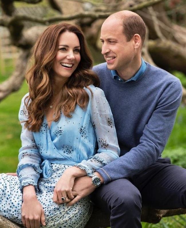 חוגגים עשר שנות נישואים. הנסיך וויליאם וקייט מידלטון (צילום: chrisfloyd)