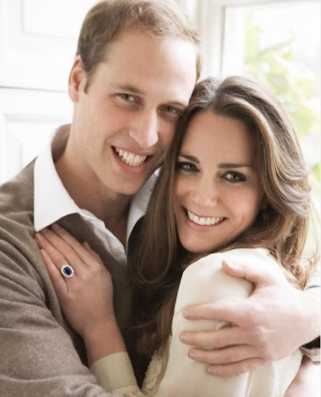 מאוהבים כמו בהתחלה. הדוכסים בשנת 2010 (צילום: אינסטגרם)