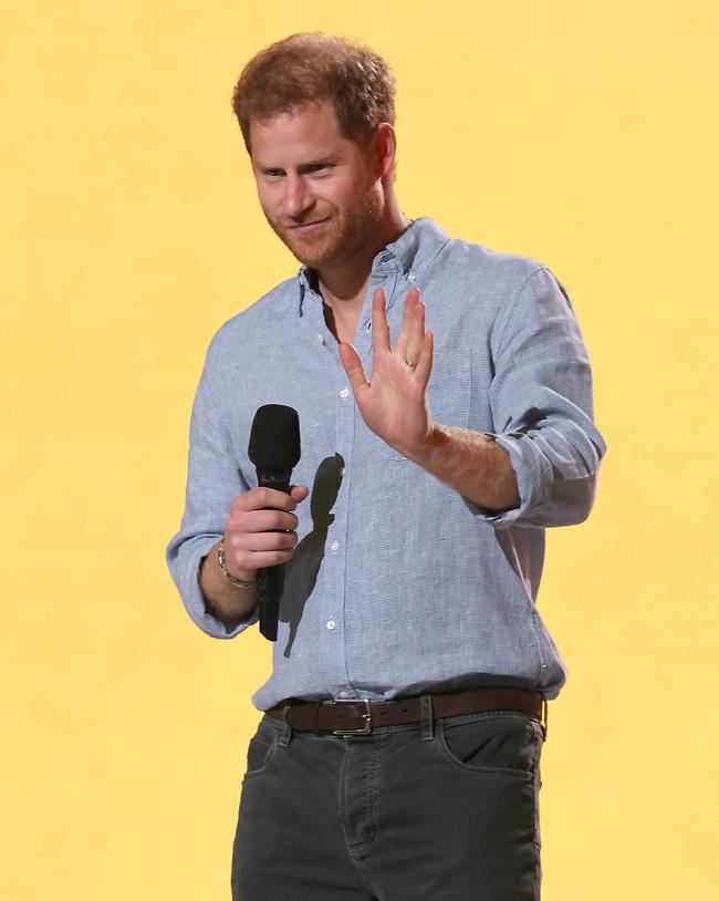 פועל למען השינוי. הנסיך הארי (צילום: Gettyimages)
