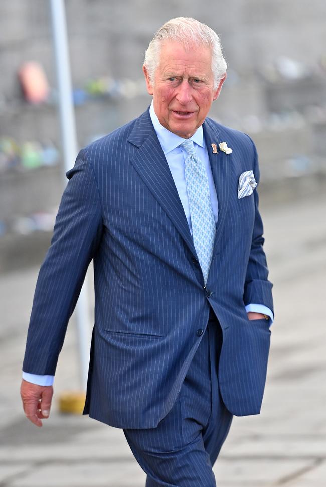המלך הבא של אנגליה. הנסיך צ'רלס (צילום: Gettyimages)