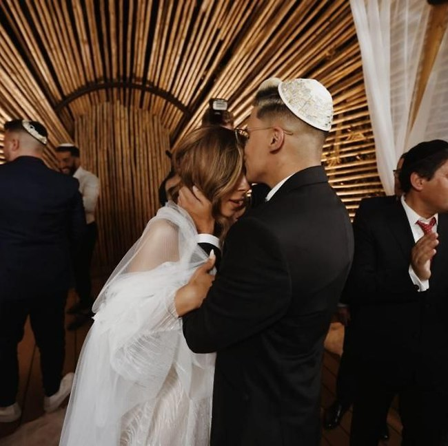 בעל ואישה (צילום: תום סיימון)
