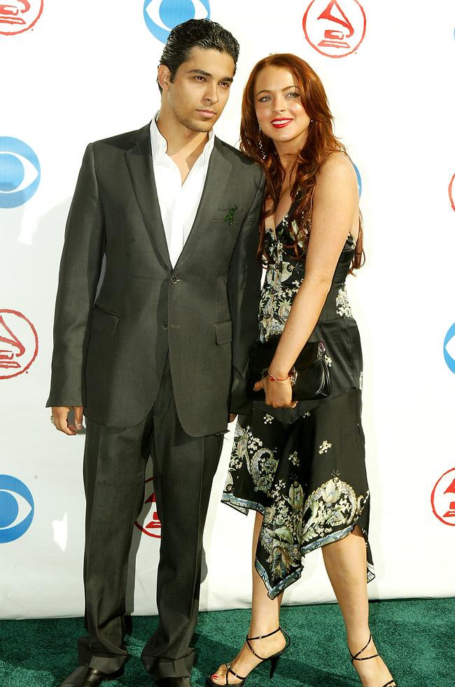 עם בן הזוג המפורסם. לוהן ו-וילמר ולדראמה (צילום: Gettyimage)