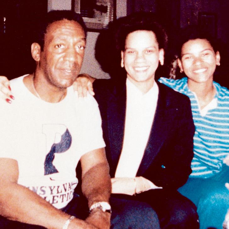 חבר משפחה. לוטה־לובלין (מימין), עם אחותה ועם קוסבי
