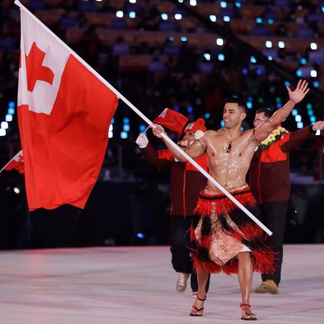 מניף הדגל הטוב ביותר אי פעם (צילום: AP)