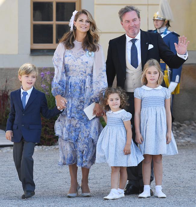 משפחה מלכותית ויפה (צילום: Gettyimage)