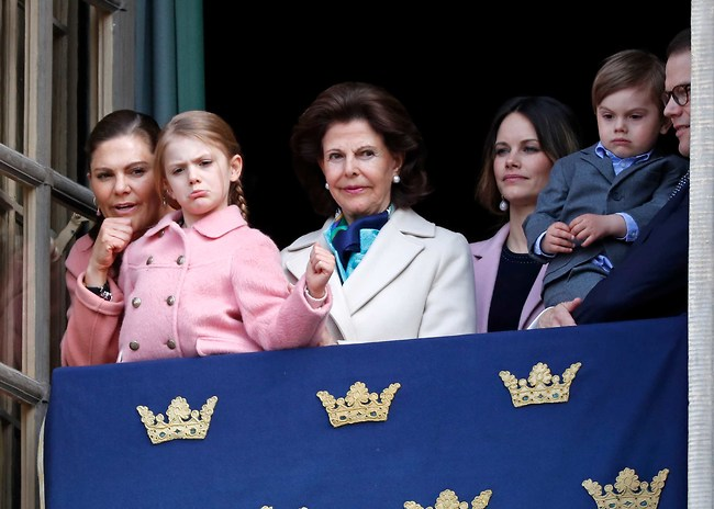 גם בשוודיה יש מרפסות מלכותיות (צילום: Gettyimage)