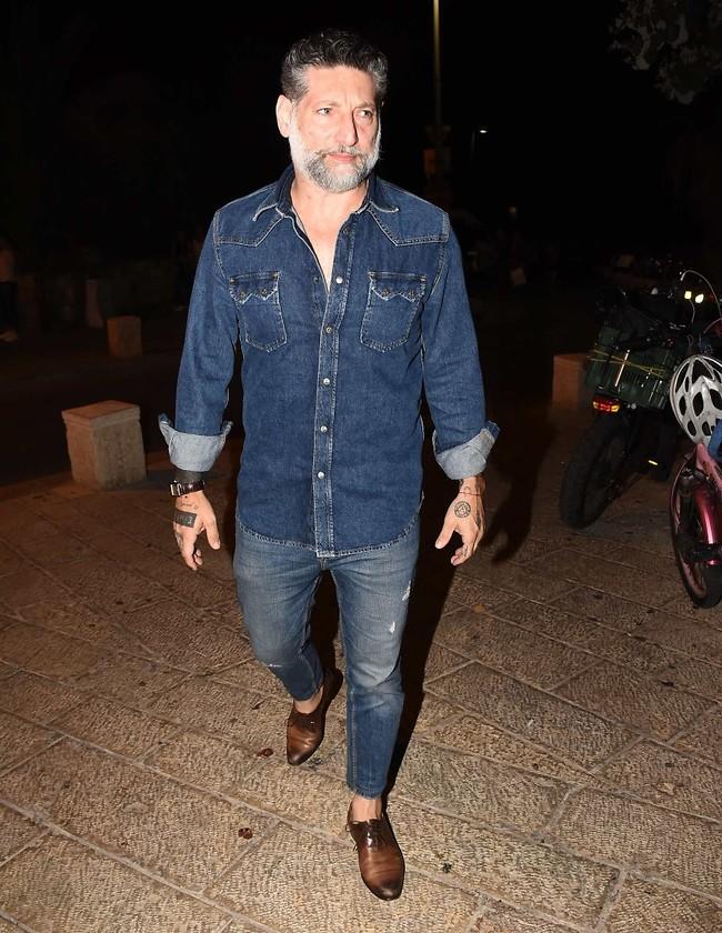 שמיישהו יאהב אותנו כמו שהוא אוהב ג'ינס. אסף גרניט (צילום: אמיר מאירי)