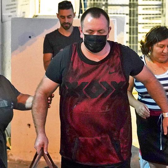 זדורוב משתחרר למעצר בית | צילום: אפי שריר