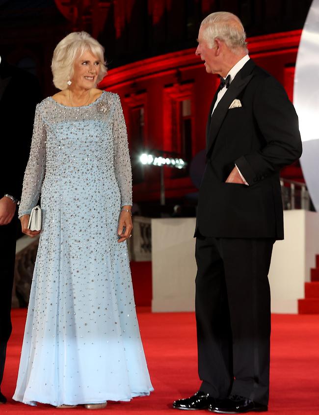 פחות קוברים אבל גם בסדר. הנסיך צ'רלס וקמילה (צילום: Gettyimage)