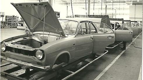 פורד אסקורט - היחידה שאיכשהו הצליחה