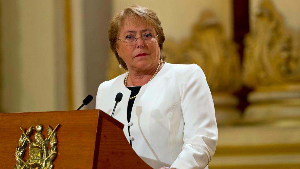 """נציבת האו""""ם לזכויות אדם, מישל בצ'לט"""