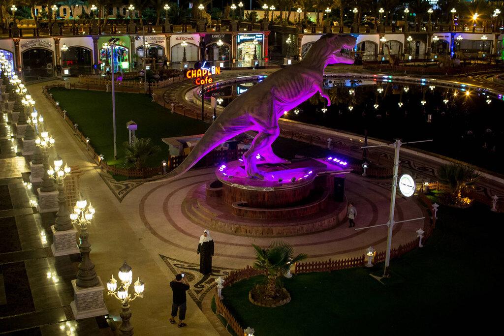 Zone de loisirs à Charm el-Cheikh