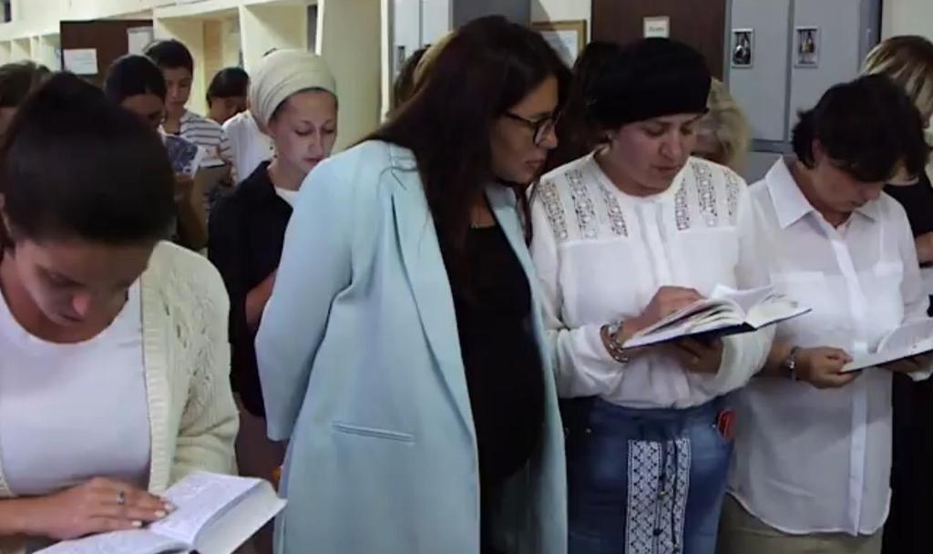 A conversion course in prayer