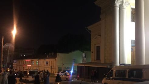 Синагога в Москве. Фото: Моше Фридман