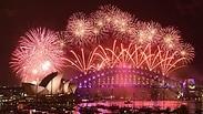 New Year celebrations in Australia