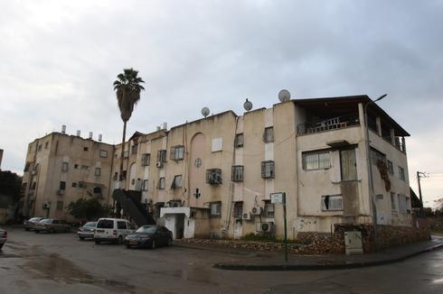 דירת גן עם 5 חדרים ב-1.85 מיליון שקל. לוד