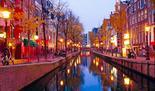 יעד מושלם לפסח: אמסטרדם