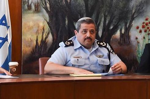 Former Israel Police commissioner Roni Alsheikh