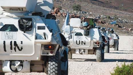 UNIFIL forces