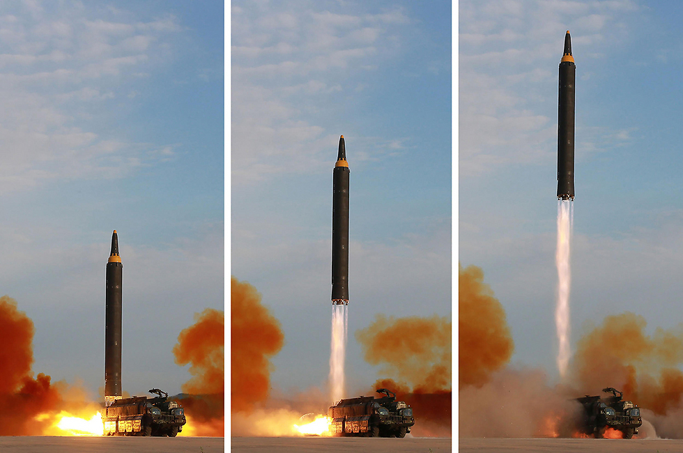החשש והחשד שהניסויים הגרעינים והשיגורים של טילים שבצעה צפון קוראה היו איראנים 8038542_0_0_980_650_0_x-large